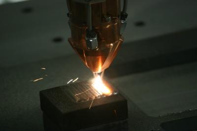 rechargement laser